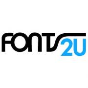 Fonts2u